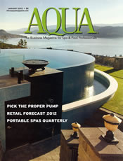 Aqua Magazine Jan 2012- Aqua Choice Awards