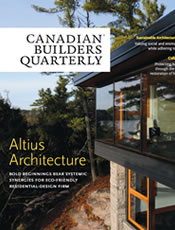 Canadian Builders Quarterly - Altius Architecture May 2010(Pdf)