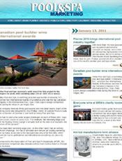 Pool And Spa Marketing - International Awards Jan 2011(Pdf)