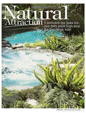 Better Homes and Gardens - Natural Attraction Spring 2007