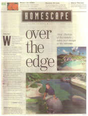 Union Tribune Homescape - Over The Edge 1999