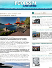 Pool and Spa News - Multi Level Achivement Jan 2011 (Pdf)