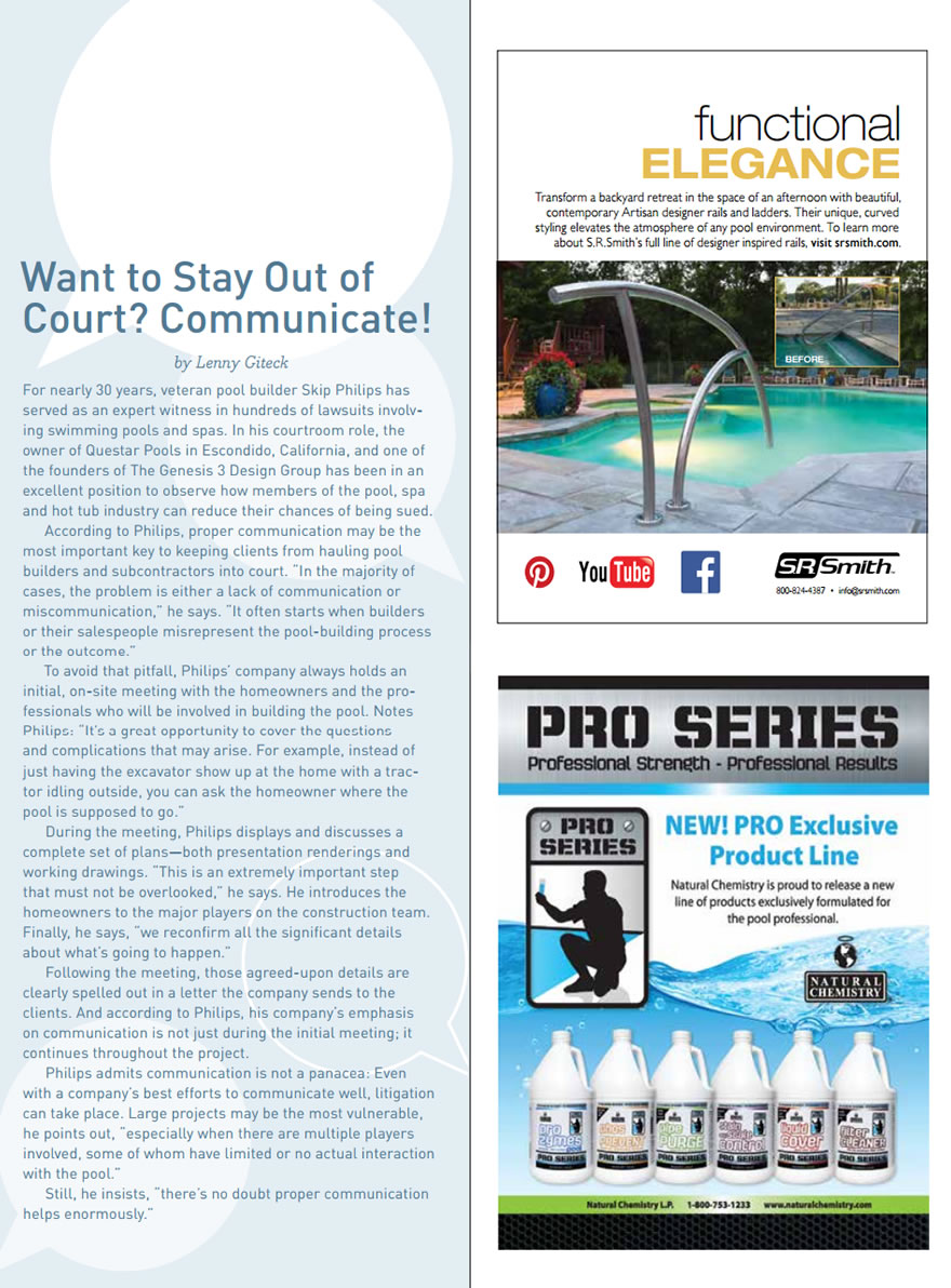 aq the magazine q3 2014 want to stay out of court communicate