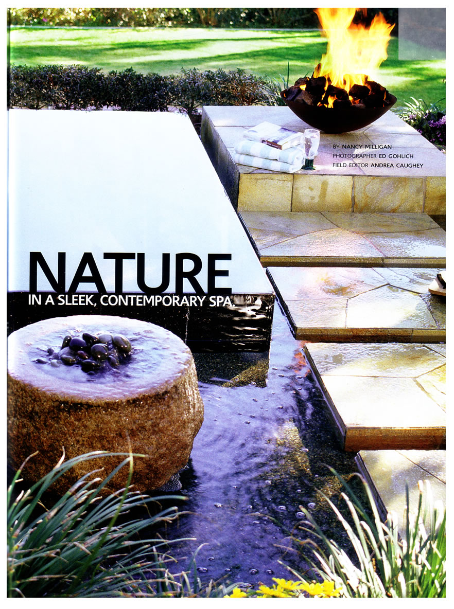 Bhg Garden, Deck and Landscape - Elements Of Nature Summer 2005