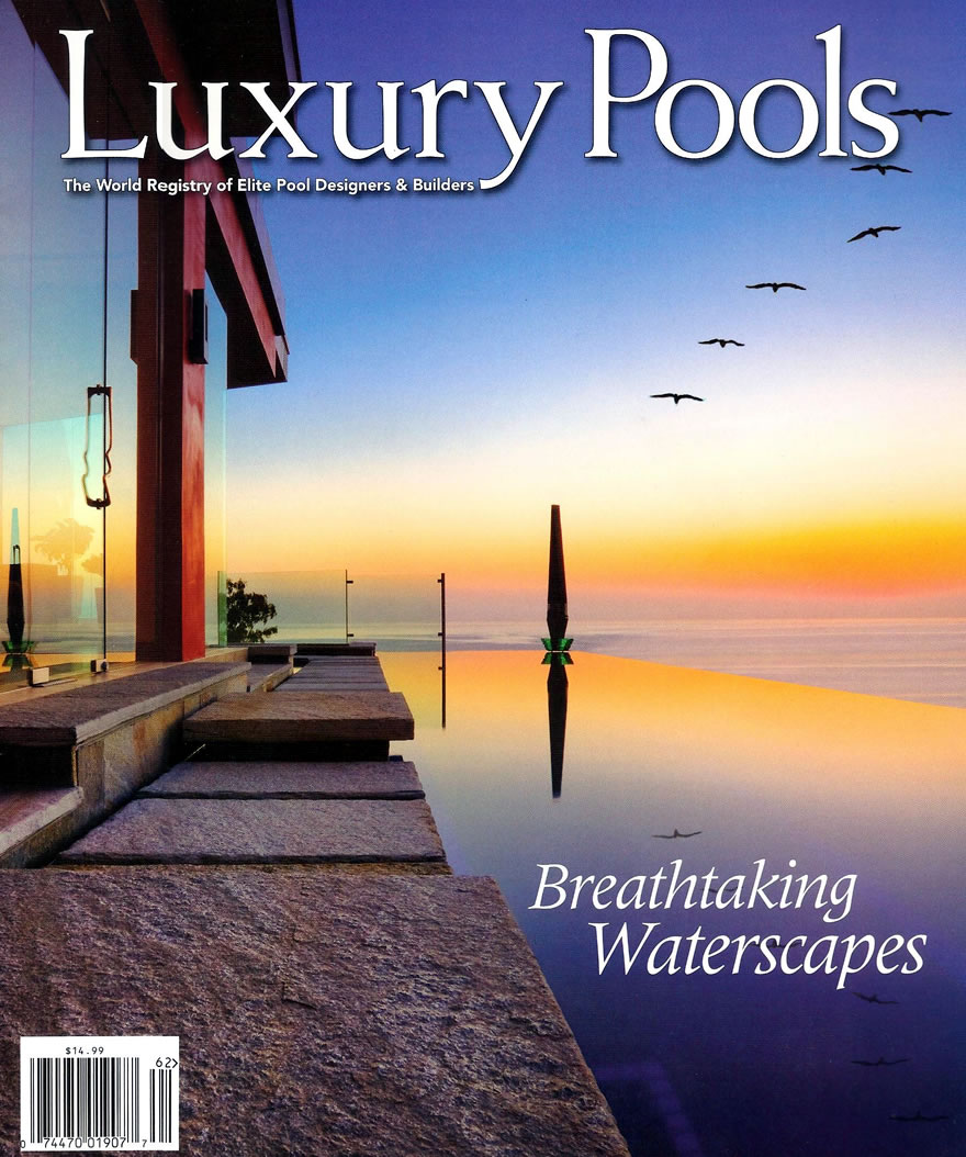 Luxury Pools - Pooled Visions Nov 2011