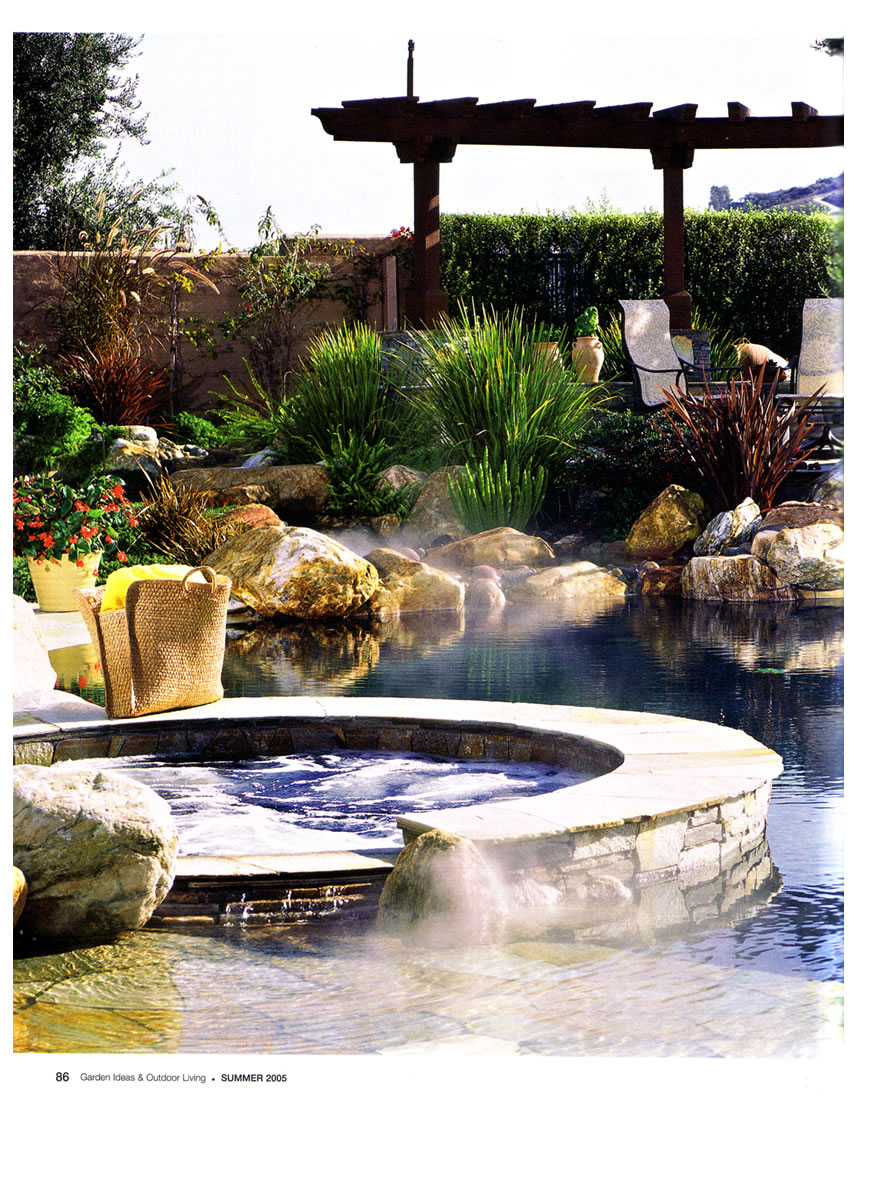 Bhg Garden Ideas - Panoramic Oasis
