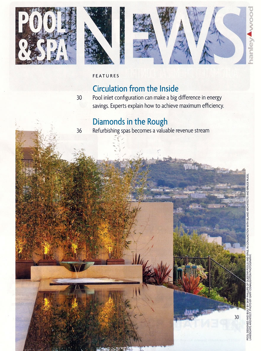 Pool and Spa News Circulation from the Inside October 2012