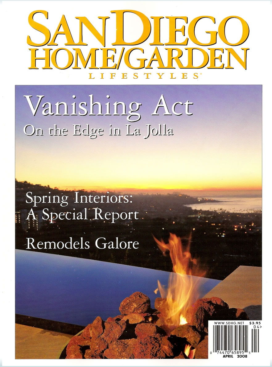 San Diego Home Garden Lifestyle Mood Swings April 2008